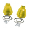 Deluxe Swing Axle Boot, Yellow, Pair Suspension & Steering Empi # 00-9983-0