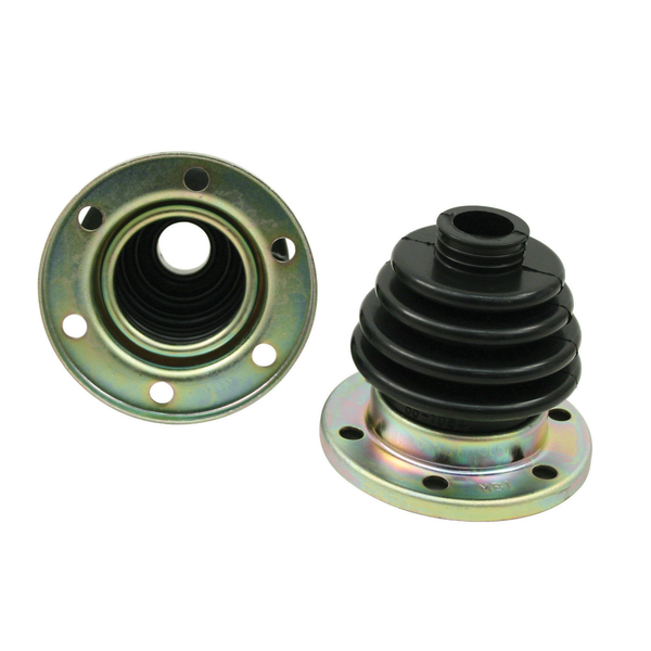 I.R.S. Boot w/Flange, Late Type 2/4, Bulk, Each (Ref.  P/N: 211 501 149) I.D. of Metal Flange 54.19mm Suspension & Steering Empi # 86-1086-V