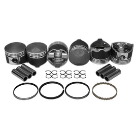 86mm Porsche 911 Piston Kit 2.2 & 2.4-911, AA Performance Products, Hypereutectic