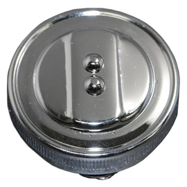 Chrome Stock Oil Cap-Chrome