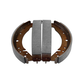 Rear Brake Shoes, Bug/Karmann Ghia '58-'64, Semi-metallic, Set of 4