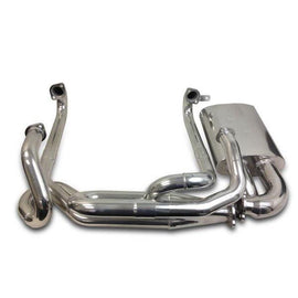 "Complete 1 5/8"" Stainless Steel Sidewinder Style Exhaust-AA Performance Products, sale, Stainless, Type-1"