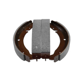 Rear Brake Shoes, Bug/Karmann Ghia '65-'67, Semi-metallic, Set of 4