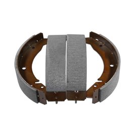 Rear Brake Shoes, Bug/Karmann Ghia/Super Beetle/Thing '68-'79, Semi-metallic, Set of 4