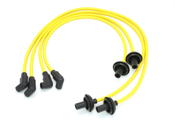 CompuFire  Replacement Plug Wires for Dix Ignition System, Yellow-new-arrivals, Pertronix