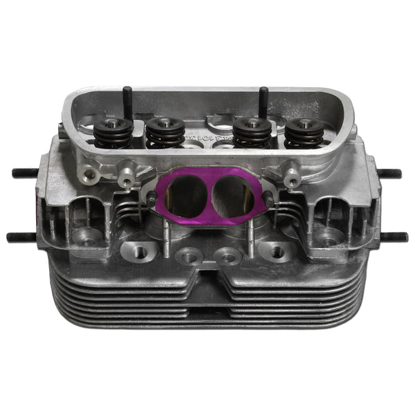 Cylinder Head 42 x 37.5 Dual High-Rev, Stage 2 Port & Polish-AA Performance Products, Type-1