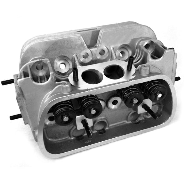 Set of 501 Series Performance Head 40 X 35.5 Dual High-Rev, Stage 2 Port & Polish 92 Bore - AA Performance Products  - 1