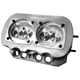 Set of 501 Series Performance Head 40 X 35.5 Dual High-Rev, Stage 2 Port & Polish 92 Bore - AA Performance Products  - 2