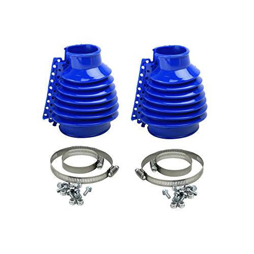 Deluxe Swing Axle Boot, Blue, Pair Suspension & Steering Empi # 00-9980-0
