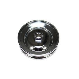 Chrome Generator/Alternator Pulley-AA Performance Products, , new-arrivals