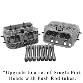 VW Type 1 Stock Rebuild Engine Kit:EK 001 1600Econo Rebuild Kits|LJ Air-Cooled Engines