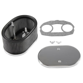 AA (IDF Style ) Air Cleaner Assemble:IDF AC 02Air Cleaners And Stacks|LJ Air-Cooled Engines