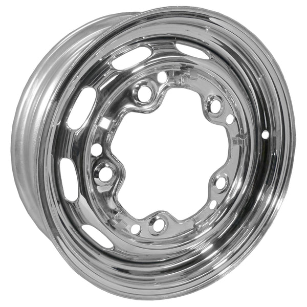 "5 Lug Rim Chrome with Slots  5/205 4.5"" Wide-5-x-205"