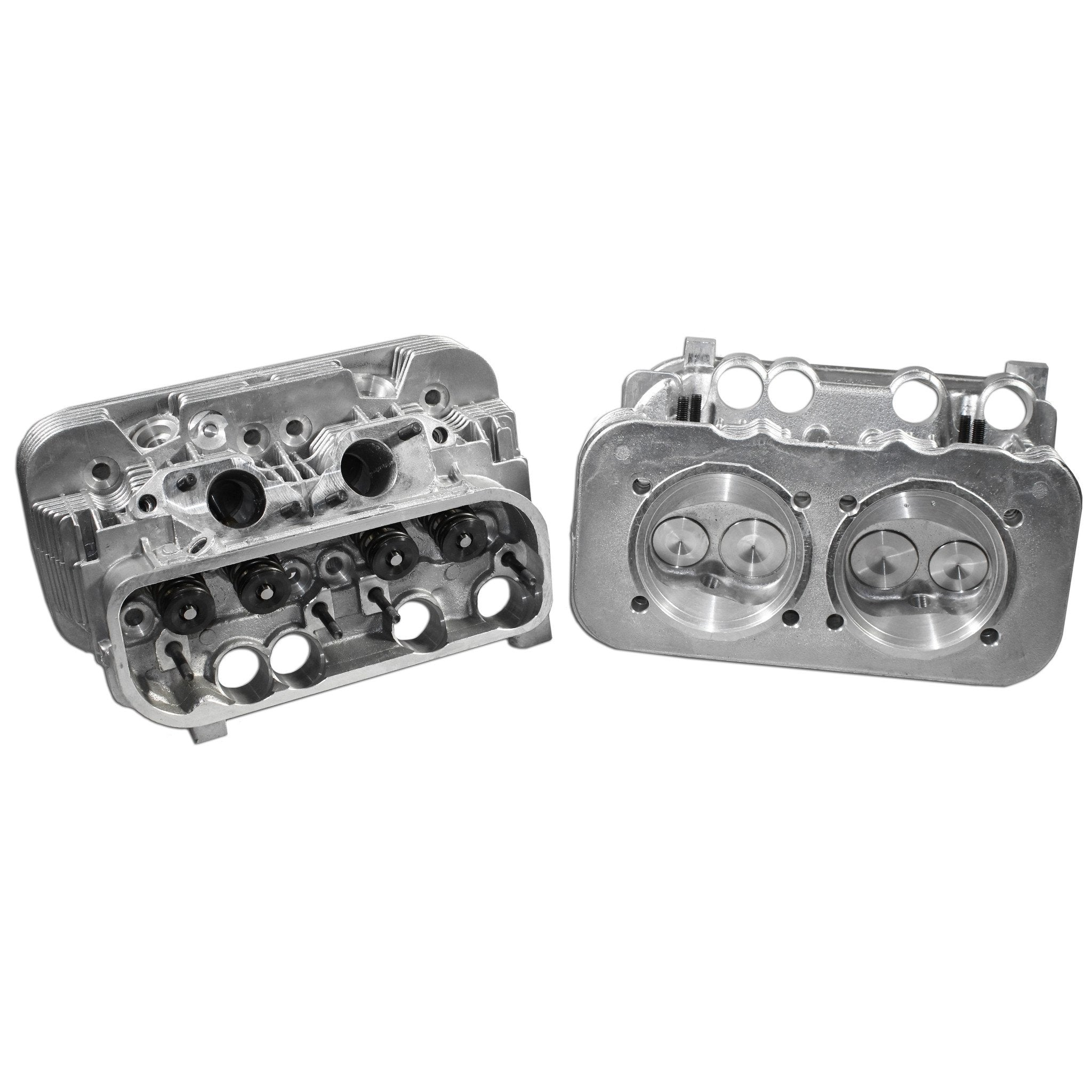 Set of VW Type 4 Porsche 914 Performance Cylinder Heads, 42X36 - LJ  Air-Cooled Engines
