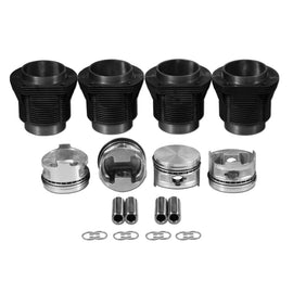 85.5x82mm 1882cc VW Type 1 Hypereutectic Piston & Liner Kit-AA Performance Products