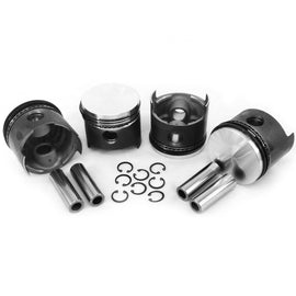 VW 88MM Type 1 Piston Set 1679cc-AA Performance Products, Hypereutectic, Type-1