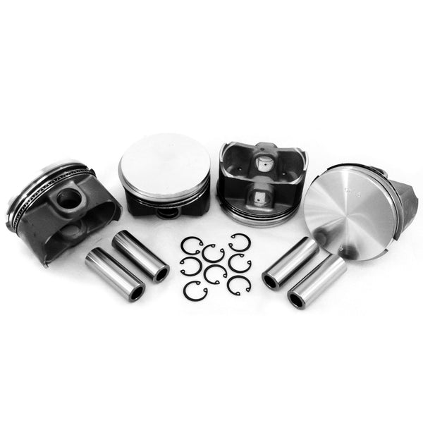 VW 92MM Type 1 Piston Set 2180cc-AA Performance Products, Hypereutectic, Type-1