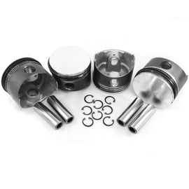 VW 94MM Type 1 Piston Set 1915cc-AA Performance Products, Hypereutectic, Type-1