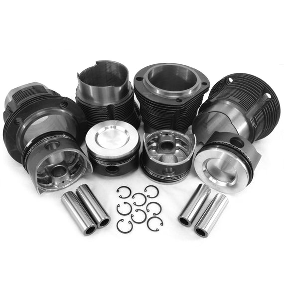 94mm 2.0 Porsche 914/ VW Type 4 Bus Piston & Cylinder Kit:VW9400T4VW Piston And Liner Kits|LJ Air-Cooled Engines