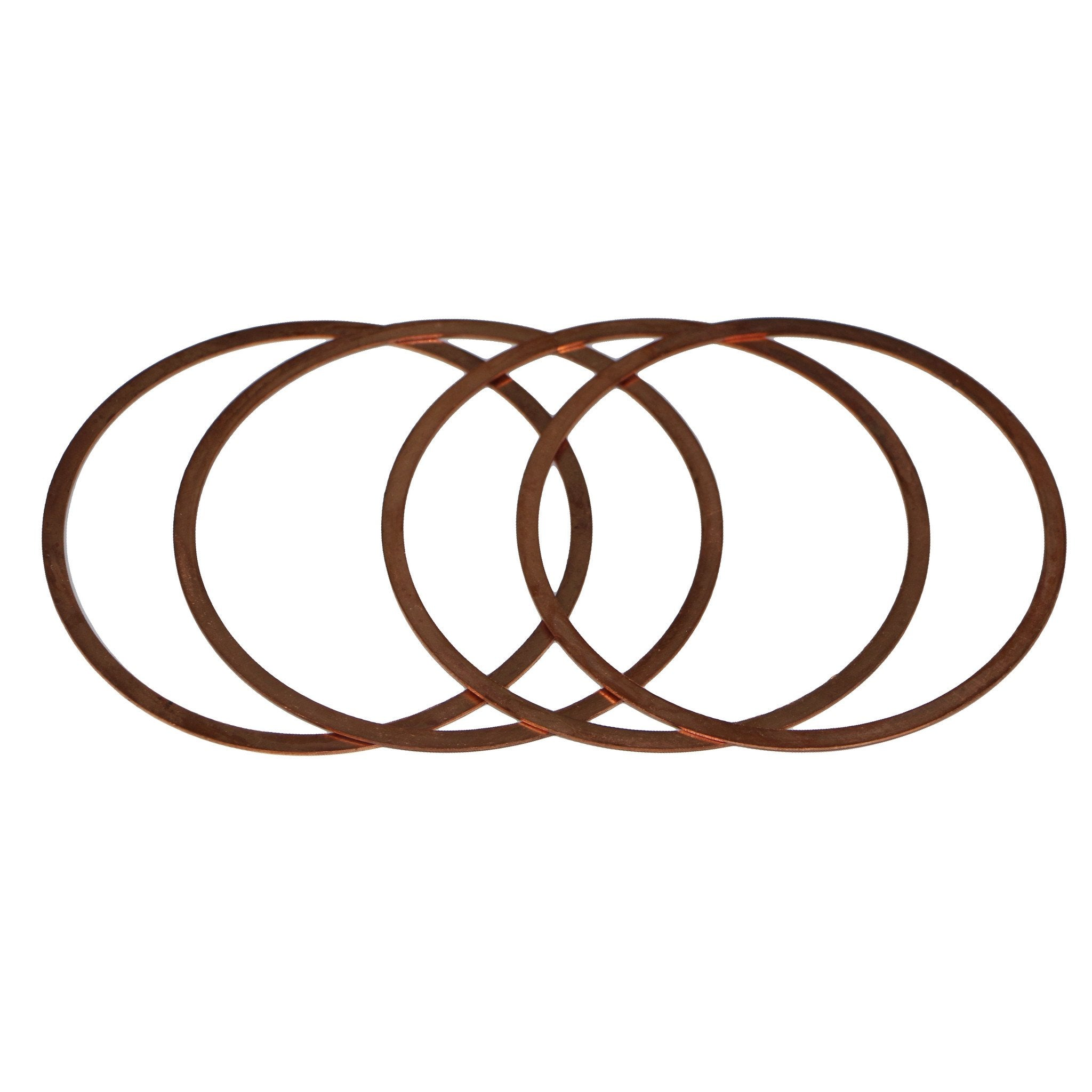 Set of 4 AA Performance Products 90.5 Size .060 92mm Cylinder Shim