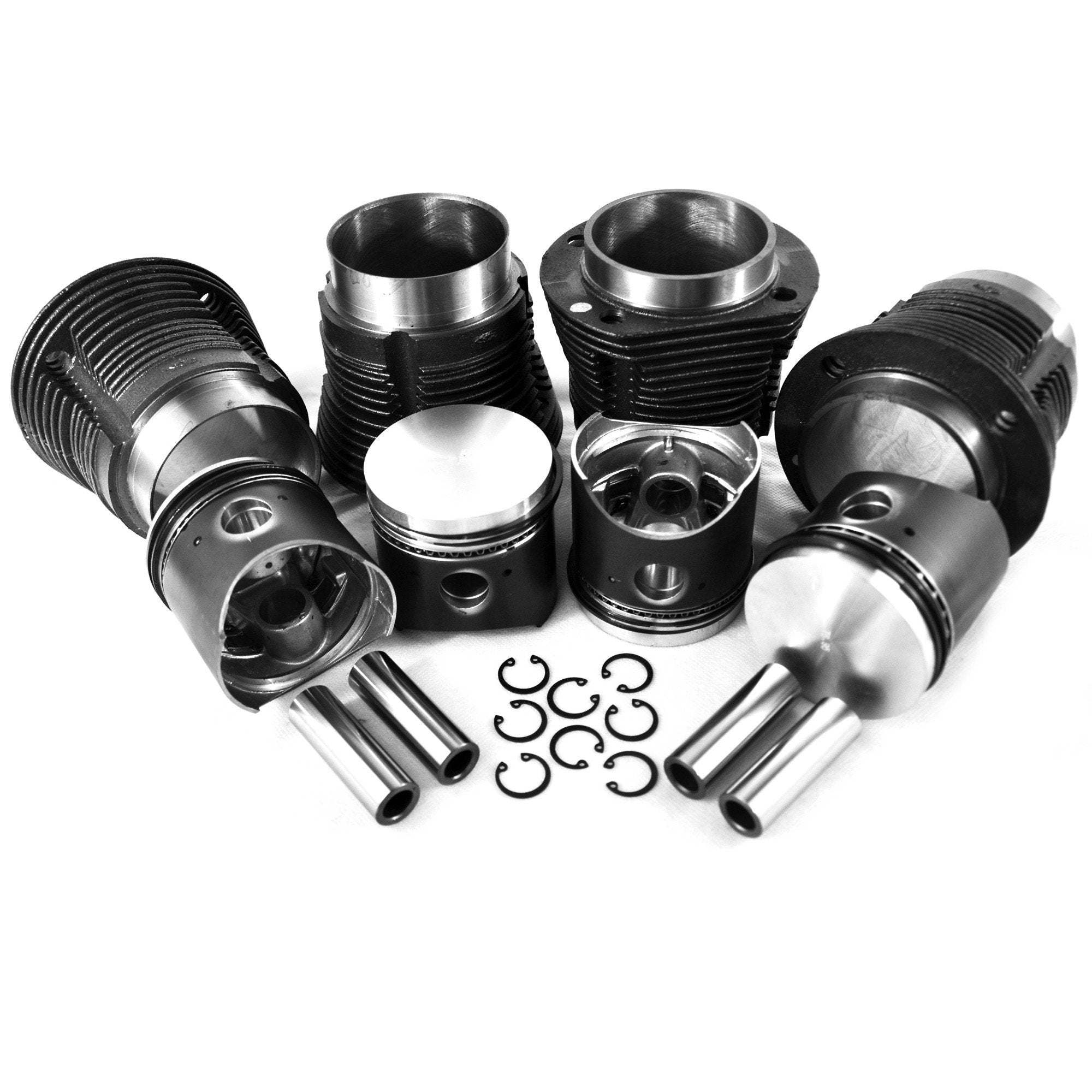 VW 77MM 36 Horse Power Piston & Cylinder Kit - LJ Air-Cooled Engines