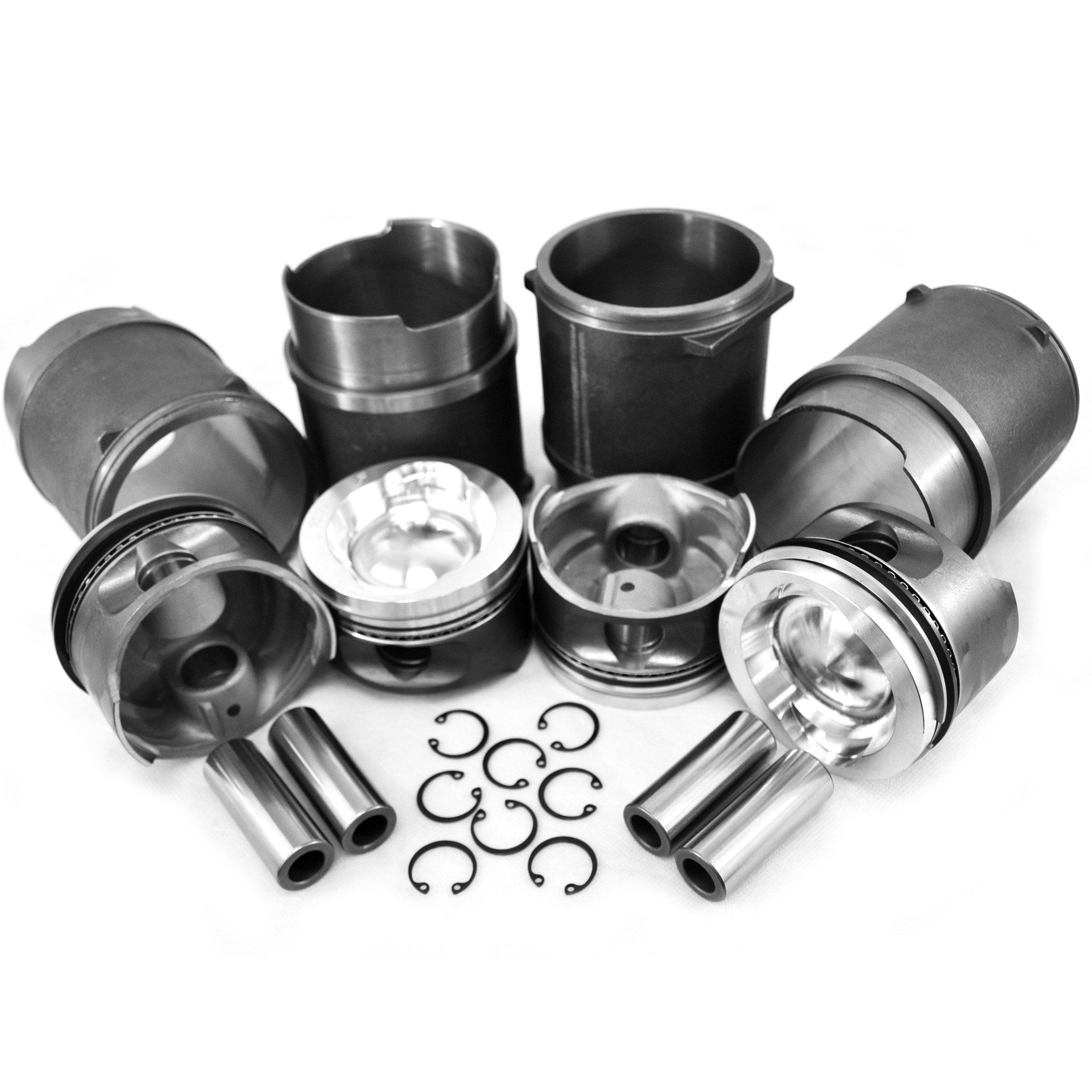 94mm 2100cc Water Cooled Piston & Cylinder Kit