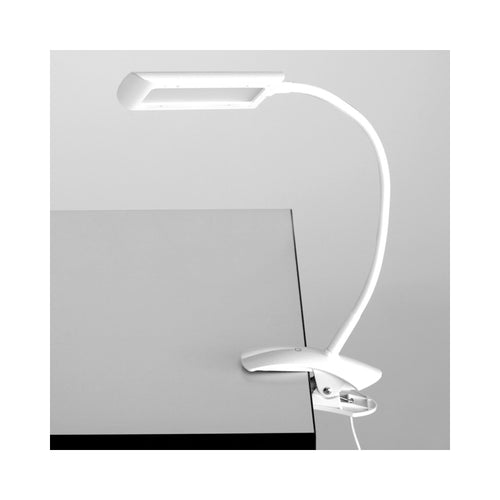 Safco 6w Clamp-On LED Light White