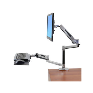 Ergotron WorkFit-LX Sit-Stand Desk Mount System