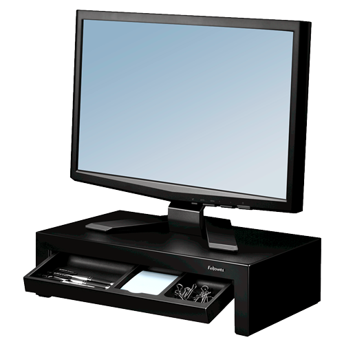 Fellowes Designer Suite Monitor Riser