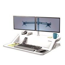 Fellowes Lotus Dual Monitor Arm