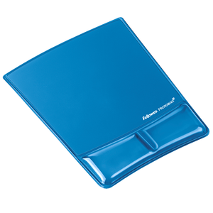 Fellowes Mouse Pad/Wrist Support with Microban Protection