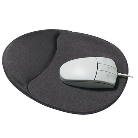 DAC MP113 Contoured Mouse Pad with Palm Support