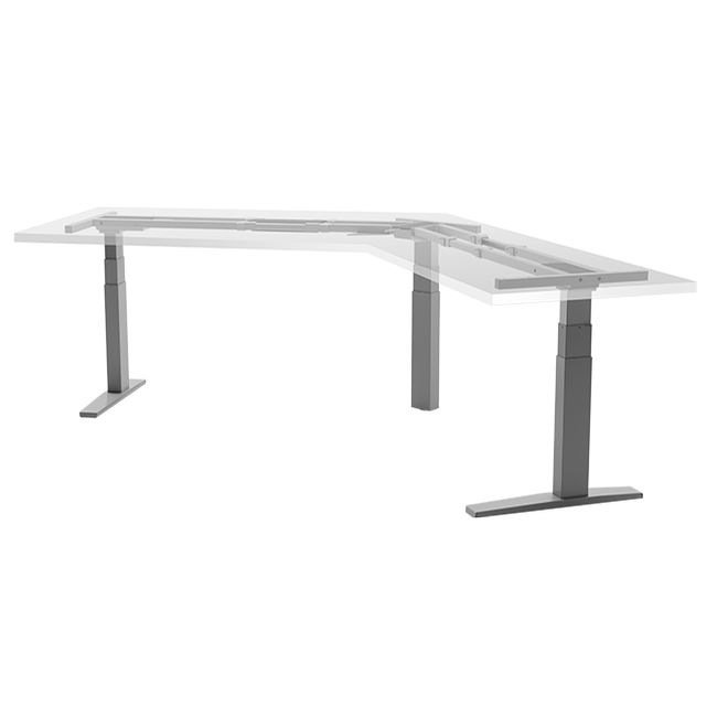 ESI Victory 3-Leg Table (Base Only)