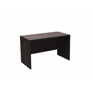 Heartwood Innovations Desk Shell with 3/4 Modesty
