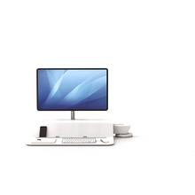 Load image into Gallery viewer, Fellowes Lotus RT Sit-Stand Workstation