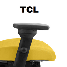 Ergocentric Height and Lateral Armrests