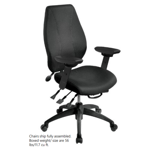 airCentric 2 MT Extra Long Seat WFH