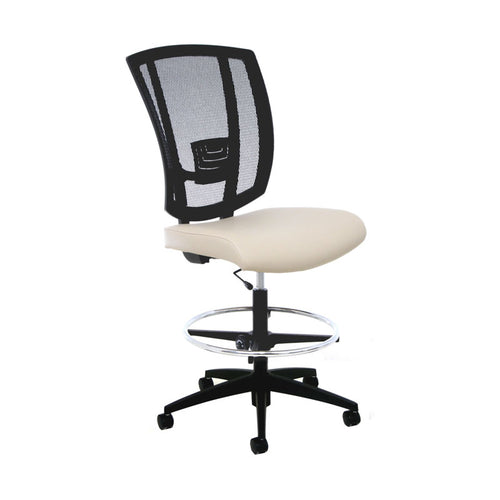 Offices to Go Avro Mesh Back Drafting Chair