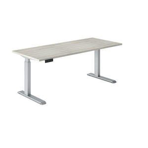 Grab and Go! Heartwood Height Adjustable Table Combo