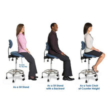 ergoCentric 3 in 1 Sit Stand