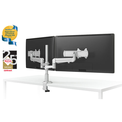 ESI Evolve 2-MS Dual Monitor Arm