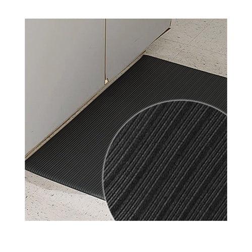Anti Fatigue Soft Spun Ribbed Mat