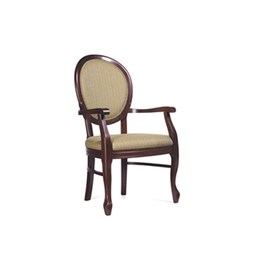 Birmingham Wood Armchair