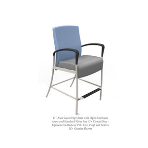 Aloe Guest Hip Chair