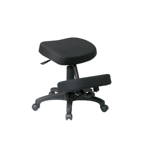 Office Star KCM1425 Pneumatic Kneeling Chair
