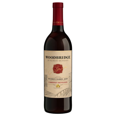 Robert Mondavi Woodbridge Bourbon Barrel Aged Cabernet Sauvignon