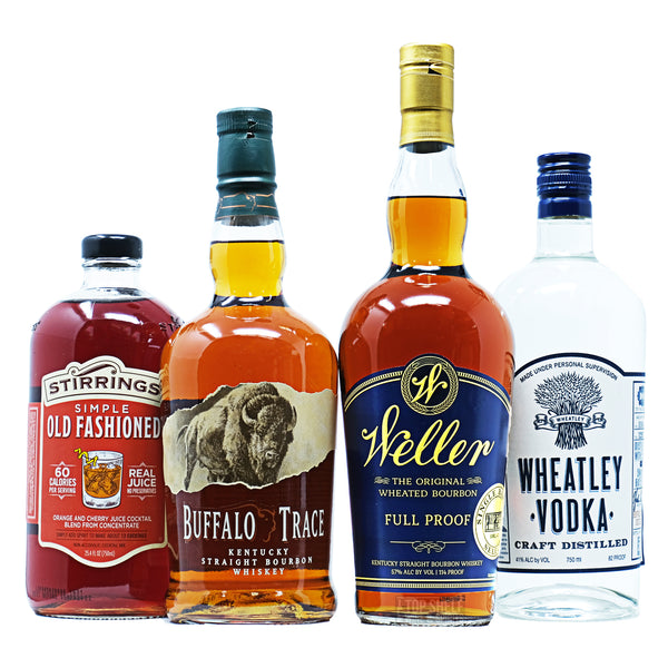 Weller Full Proof Store Pick Buffalo Trace Collection Special