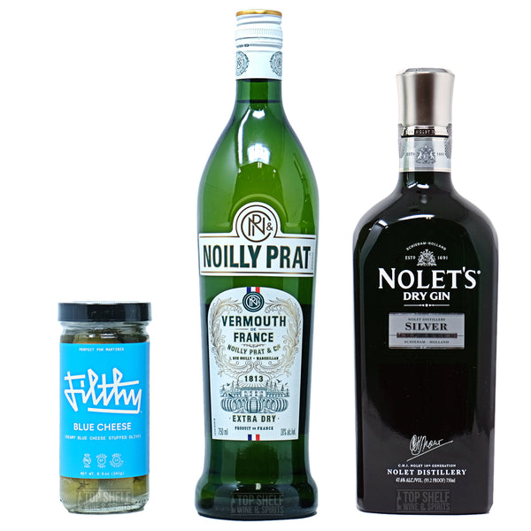 Nolet's Gin Martini Kit