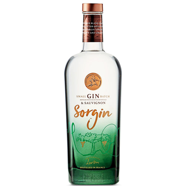 Sorgin Gin Small Batch and Sauvignon