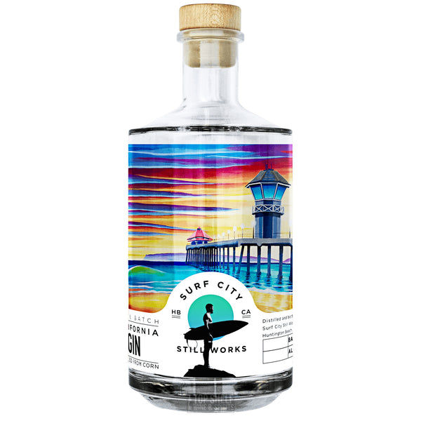 Surf City Stillworks California Gin